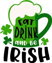 Be Irish print art