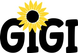 Gigi Sunflower print art