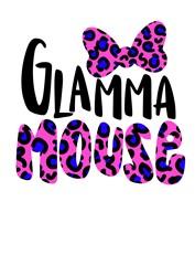 Glamma Mouse print art