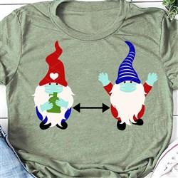 Gnomes print art