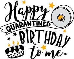 Happy Birthday To Me print art