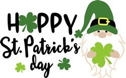 Happy St Patricks print art