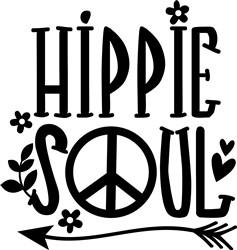 Hippie Soul print art