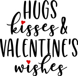 Valentine Wishes print art