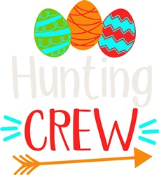 Hunting Crew print art