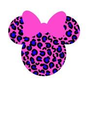 Minnie Mouse print art