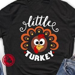 Little Turkey print art