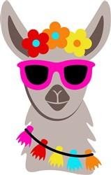 Donkey Party print art