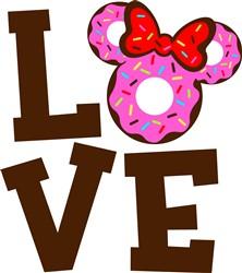 Love Minnie print art
