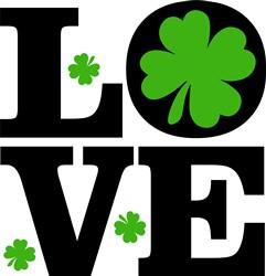 Irish Love print art