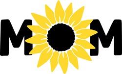 Sunflower Mom print art