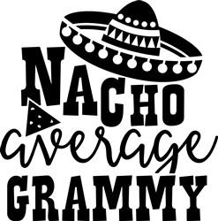 Nacho Average Grammy print art