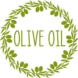 Olive Oil print art