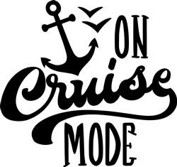 Cruise Mode print art