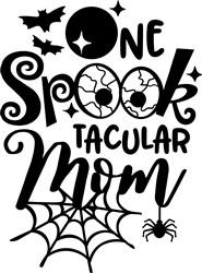Spooktacular Mom print art