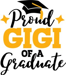 Gigi Of Graduate print art