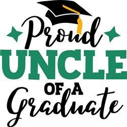 Uncle Of Graduate print art