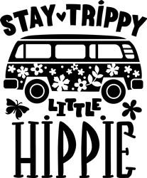 Stay Trippy print art