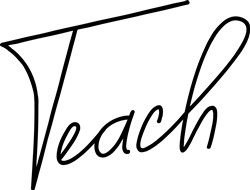 Teach print art