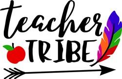 Teacher Tribe print art