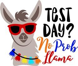 Test Day print art