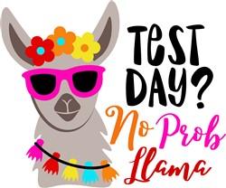 No Prob Llama print art