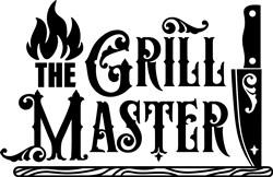 Grill Master print art