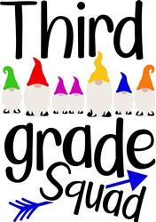Third Grade Squad print art