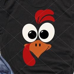 Turkey Head print art