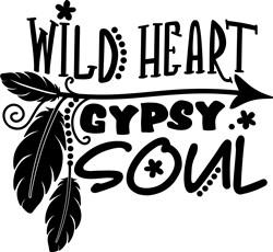 Gypsy Soul print art