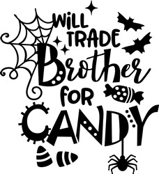 Brother For Candy print art