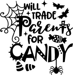 Parents For Candy print art