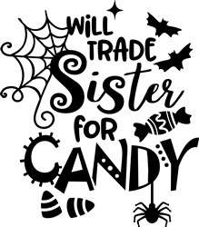 Sister For Candy print art