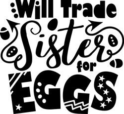 Sister For Eggs print art