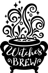 Witches Brew print art
