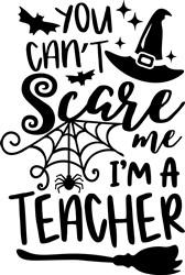 Im A Teacher print art
