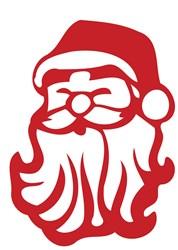Santa Claus print art