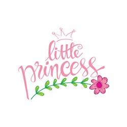 Little Princess print art