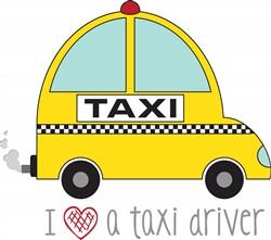 Taxi Driver print art