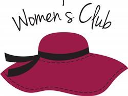 Womens Club print art