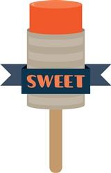 Sweet Popsicle print art