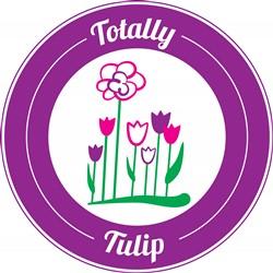 Totally Tulip print art
