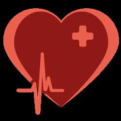 Heartbeat print art