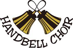 Handbell Choir print art