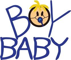 Boy Baby print art