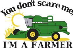 Im a Farmer print art