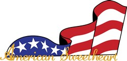 American Sweetheart print art