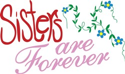 Sisters are Forever print art