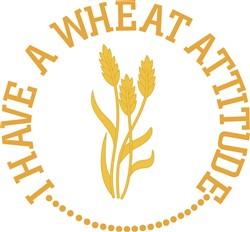 Wheat Attitude print art
