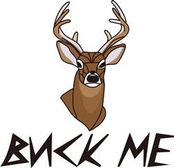 Buck Me! print art